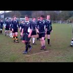 Under 15's versus Ards 2012 Pre Match