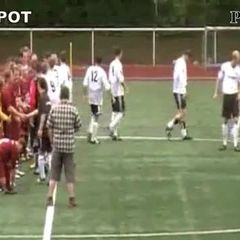 Pre-Season Tour 2010: Holland/Germany - VfB 08 Aachen 4-4 Potters FC: 22.08.10