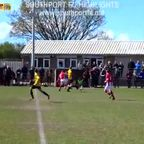 St Helens Town U17s v Southport U17s Wilf Hickson Memorial Cup Final (26/04/2015)