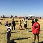 RHS SA Tour Soweto Township Training