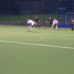 Droitwich Spa Hockey Men's 1s vs Redditch 1s January 2016