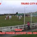 TRURO CITY FC 1 HEMEL HEMPSTEAD TOWN FC 6