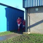 Whitchurch U15s v Shrewsbury Nov 2014