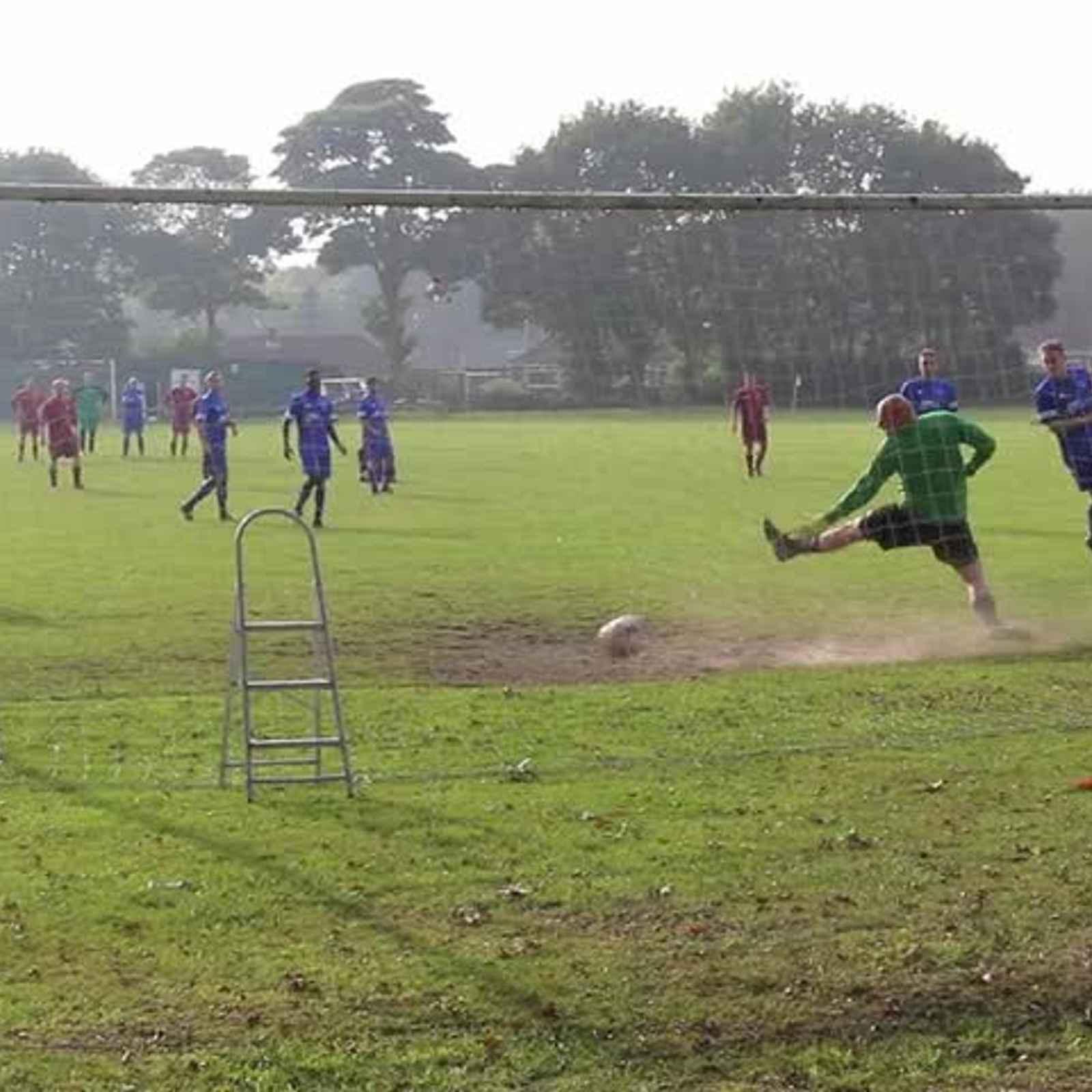 Kemp Penalty vs Grangefield (Skinny Goal)