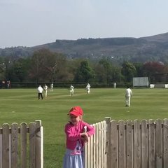 Chris Wheeler goes to 50 against Leeds Modernians