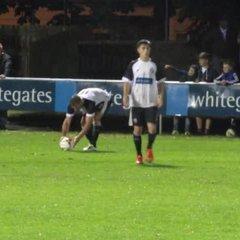 Joe Naylor 90+6 Winning Goal vs Long Eaton UTD