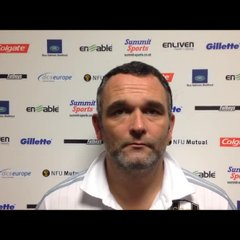 29-10-2016 - Stratford Town v Grantham Town - Grantham Town Assistant Manager Danny Martin