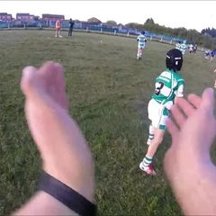 U9S vs Holderness vikings tries