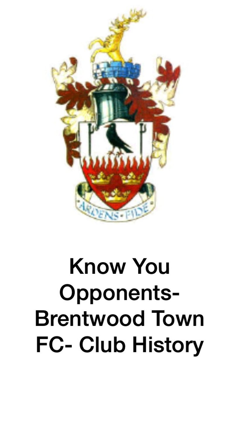 Anyone know the history of Brentwood town centre?