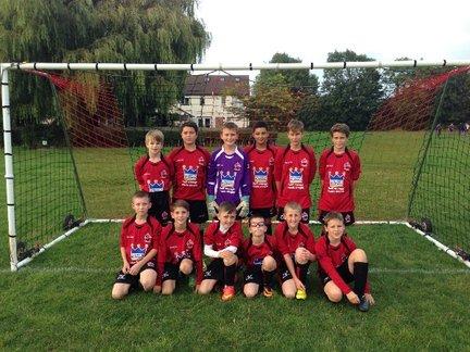 U12 Boys (Reds)