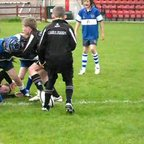 Lewis Buchan Try