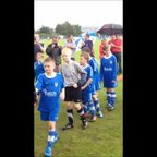 Under 12's Cup Winners