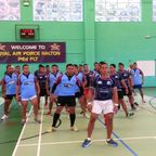 Tongan Army Haka
