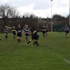 High Tackle, Trinity v Inverleith