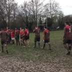 Muddy but successful end to game