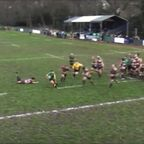 Liam Hemming - 4th try vs Shelford