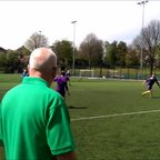 Walking Football Tournament - 08.05.2016