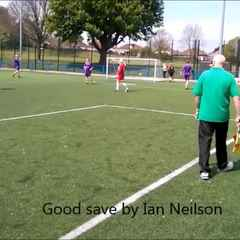 National Walking Football Competition Round 1