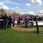 BSRFC 1st XV vs Cornish All Blacks - Guard of Honour