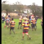 U12s  try v Broad Plain