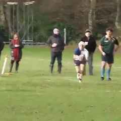 U16 2013-12-14 Johnny Try 1 Vandals