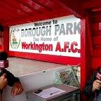 Workington AFC v Grantham Town - Sat 24 Sep 2016