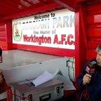 Workington AFC v. Matlock Town - Sat 8 Oct 2016