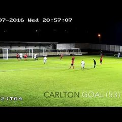 Eastwood CFC VS Carlton Town | Match Highlights