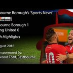 'Sports News': Eastbourne Borough 1 v 0 Welling United - National League South Highlights