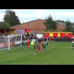 Banbury United 1 Biggleswade Town 1 - Video Clips