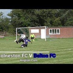 Tacolneston FC V Belton FC  19 8 17