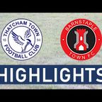 Thatcham Town FC vs Barnstaple Town FC | Highlights