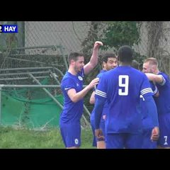 East Preston vs Haywards Heath Town - 7th April 2018