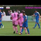Leiston 2-2 Dulwich Hamlet, Bostik League Premier Division, 26/08/17 | Match Highlights