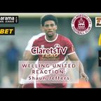 REACTION: Shaun Jeffers - Post Welling United (H) - 24/08/2019