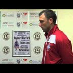 TONBRIDGE ANGELS VS VCD ATHLETIC - Steve McKimm interview