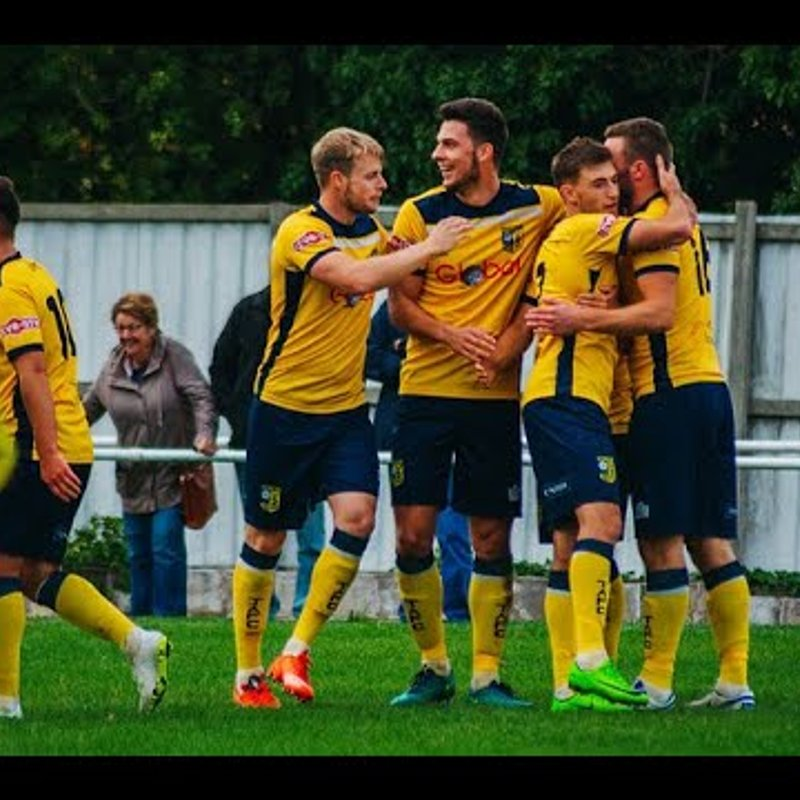 HIGHLIGHTS   Pontefract Collieries 1-2 Tadcaster Albion