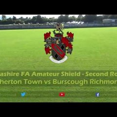 Match Highlights - Town vs Burscough Richmond (Sat 30th September 2017)