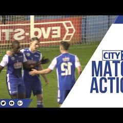 Lancaster City TV || MATCH ACTION || Vs Nantwich Town F.C.