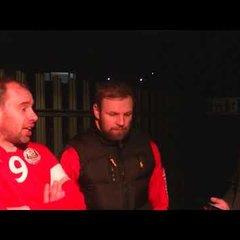 Liversedge - Post Match Interview