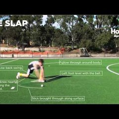 Hockey Australia Skill Video - Slap
