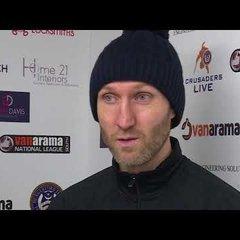 Boardman & Herring Interview | St Albans City | 10.01.18