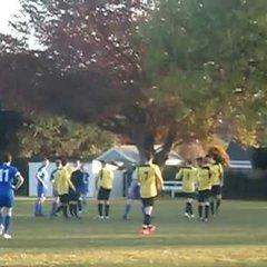 Duchy Premier League Game St Stephen 3 - 3 St Minver