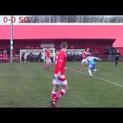 Workington reds vs Stalybridge Celtic Match Day Highlights!!!
