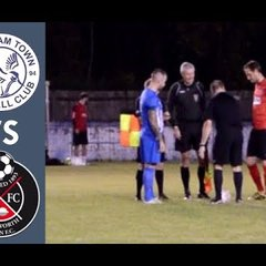 Top Of The Table Clash! Thatcham Town FC vs Highworth Town FC - Match Highlights!