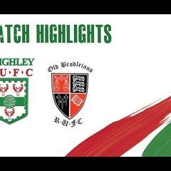 Old Brods RUFC v Keighley RUFC - Highlights