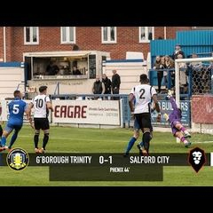 Gainsborough Trinity 0-1 Salford City - National League North 23/09