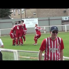 Bowers & Pitsea 3 AFC Hornchurch 2 (27 Aug 16) - Warner goal