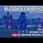 Halesowen v Workington (Match Highlights) + [Matt Clarke EXCLUSIVE Interview]