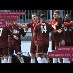 Highlights - Dartford vs Chelmsford City (FA Trophy)